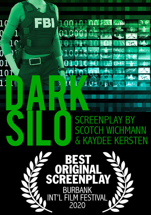 DARK SILO screenplay by Scotch Wichmann and KayDee Kersten wins Best Original Screenplay award at 2020 Burbank International Film Festival