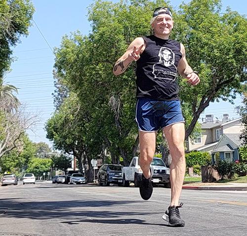 Scotch Wichmann running